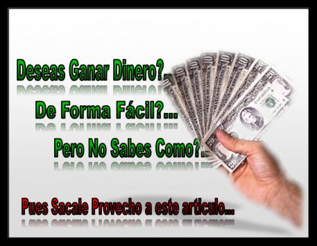 Dinero en la web