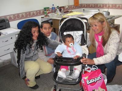 Municipalidad de goya bienestar social entrego chango for Oficina de bienestar social y familia