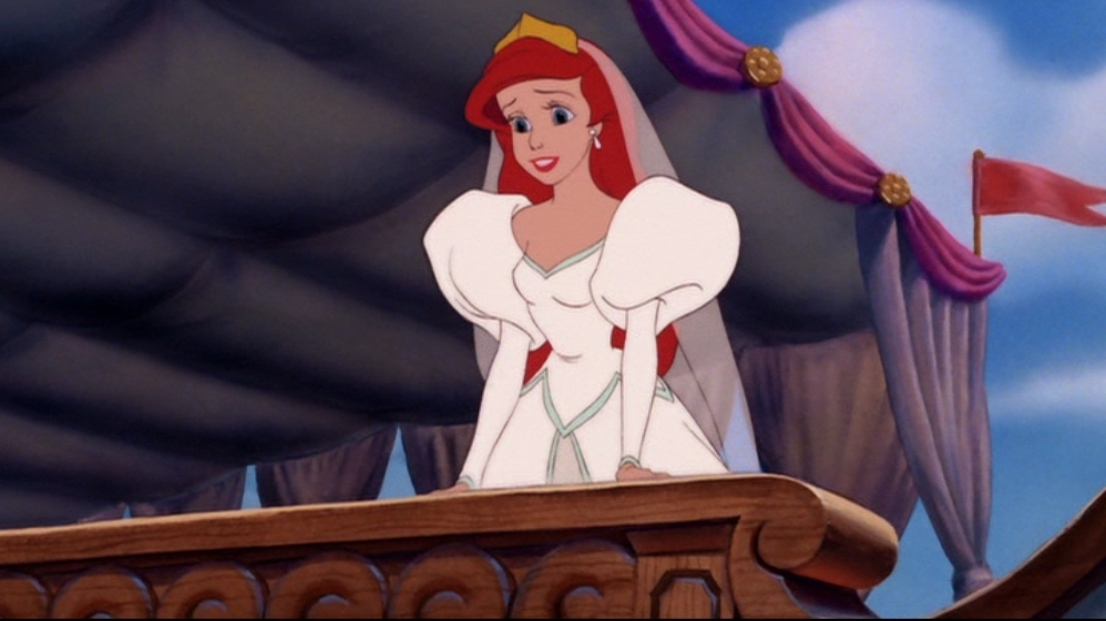 A Disney Princess Vs The Real World Disney Bridal Gowns