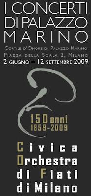 Concerti a Palazzo Marino