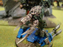 Nurgle Dreadnought Claw