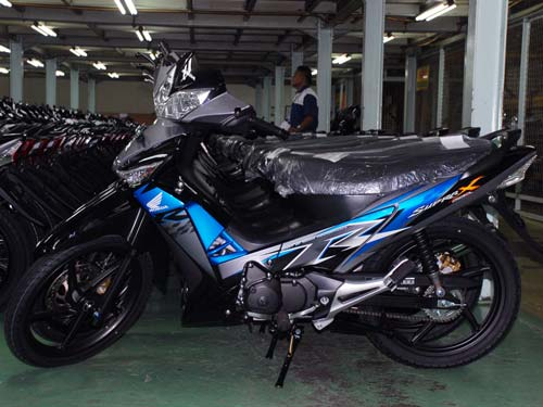 this new price list of 2010 supra x 125 no type new supra x 125 2010