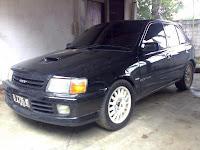 Toyota Starlet GT 1.4L Turbo A/T