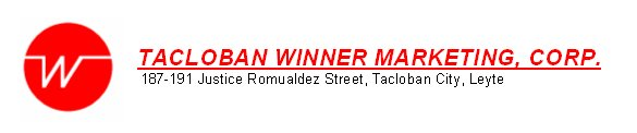 Tacloban Winner Marketing Corporation