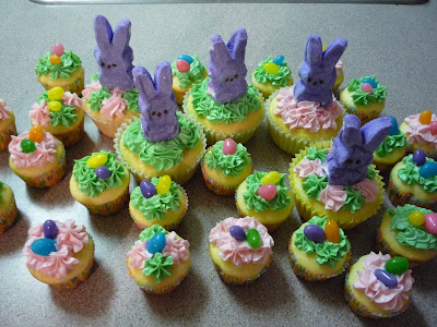 Images For Perfect Easter Cupcakes