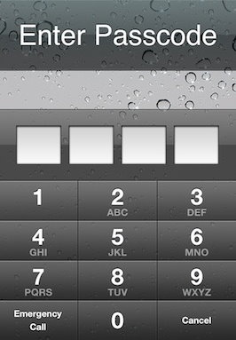 How To Lock Screen On Iphone5c