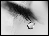Tears in Love Wallpaper