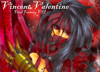 Vincent Valentine Wallpaper