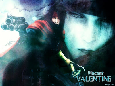 Download Vincent Valentine Wallpapers