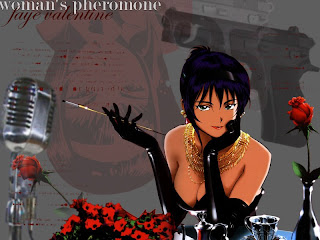 Download Faye Valentine Wallpapers