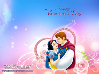 Disney Valentine's Day Wallpaper