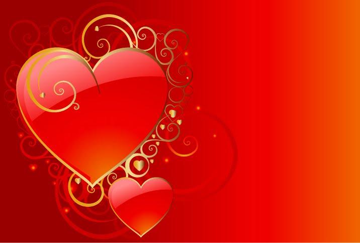 Valentine Love Desktop Wallpaper : Valentine Hearts Wallpaper, Love Heart Wallpapers Valentine s Day