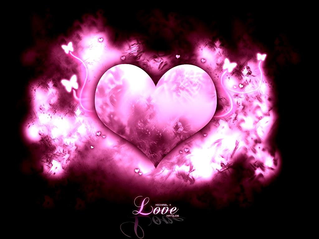 valentine wallpapers pink valentine heart wallpapers