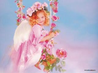 valentine cute baby girl wallpaper