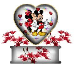 Mickey Minnie Valentine Wallpapers