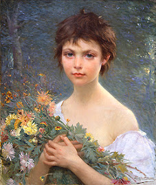 Morning Bouquet by Alfred Goillou