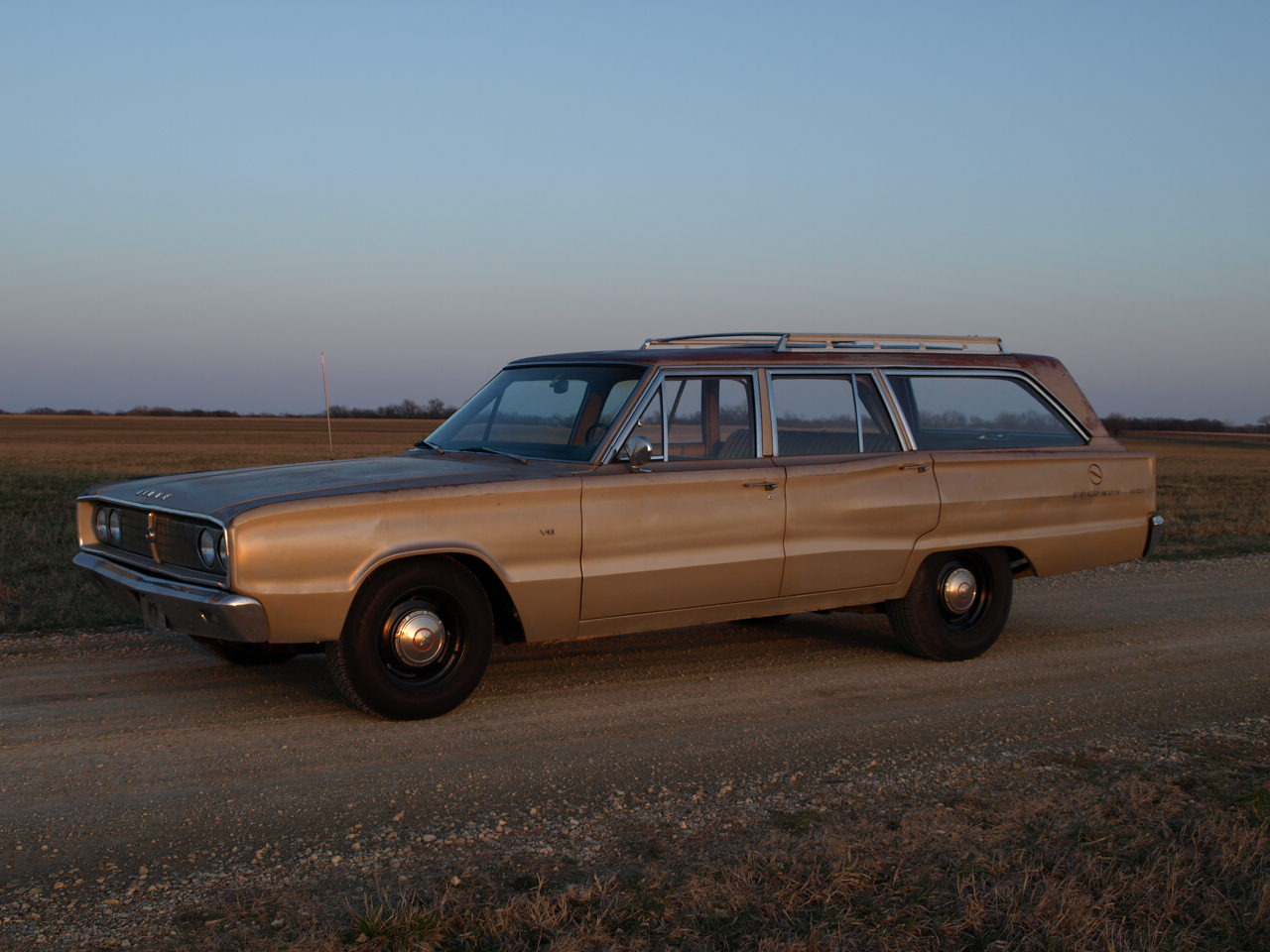 American Find 2010 1941 Plymouth Station Wagon Sleeper 1967 Dodge Coronet 440 That Is A Non Rusty Former California Car With 123500 On The Odometer Runs And Drives Perfect