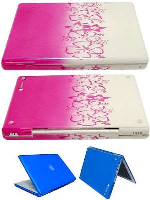 new pink apple mac laptops