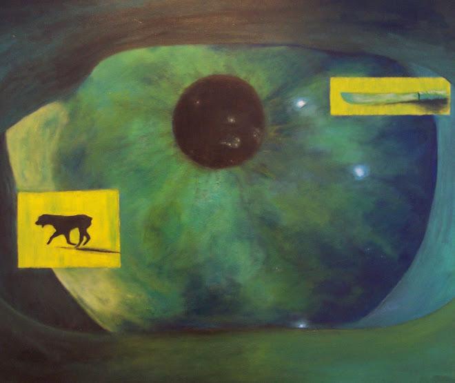 """Eye  30""""x36"""""""