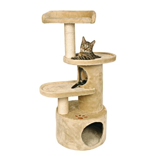 как сделать домик для кошки своими руками<br />