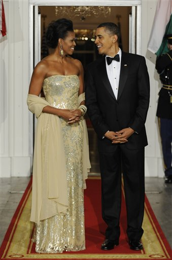 Michelle Obama Wears Multiple Dresses for Her Final ...