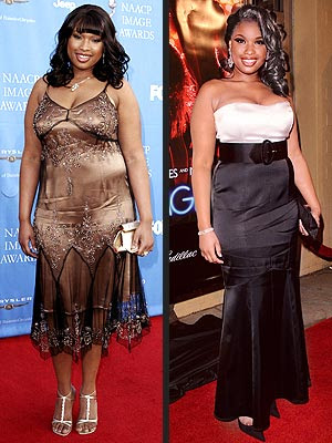 Did jennifer hudson chest in weight wstchers a online health