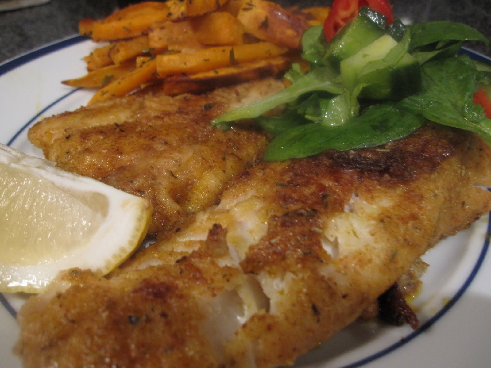 Fried fish recipe haddock for Frying fish recipes