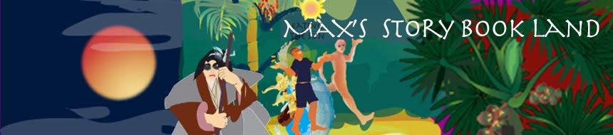 MaX's Storybook