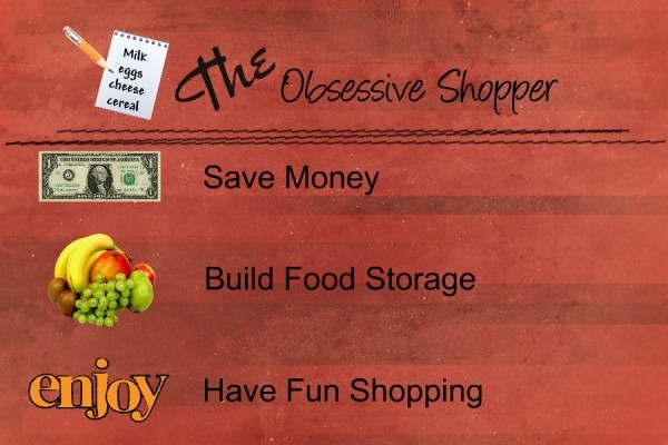 The Obsessive Shopper
