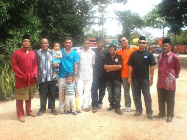 """REUNION AT MUAR"""
