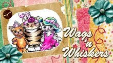 Wags 'n Whiskers Stamps
