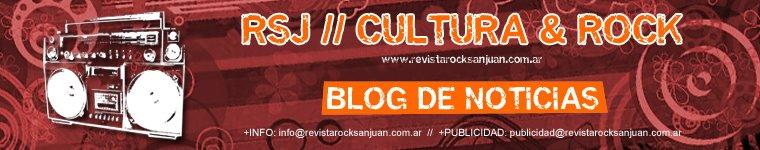 Blog de Noticias // Revista Rock San Juan