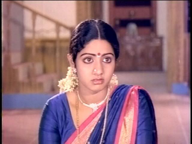 sridevi wanted to be laila