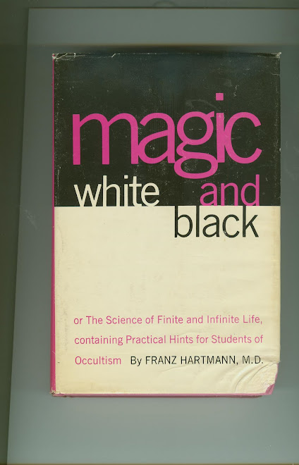 MAGIC, WHITE AND BLACK by HARTMANN