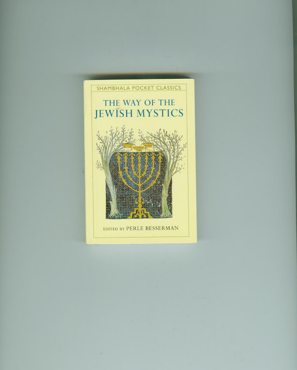 THE WAY OF THE JEWISH MYSTICS