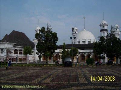 Mesjid Agung Sukabumi