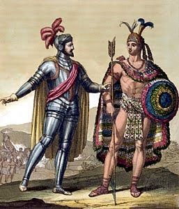 the conquistadores history in the letter of hernan cortes to charles v of spain Letters from mexico has 338 ratings and 23 reviews marlen said: written over a seven-year period to charles v of spain hernan cortes est le conquistador qui a assujetti le mexique à la couronne d'espagne.