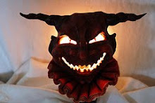 Red Devil Lamp