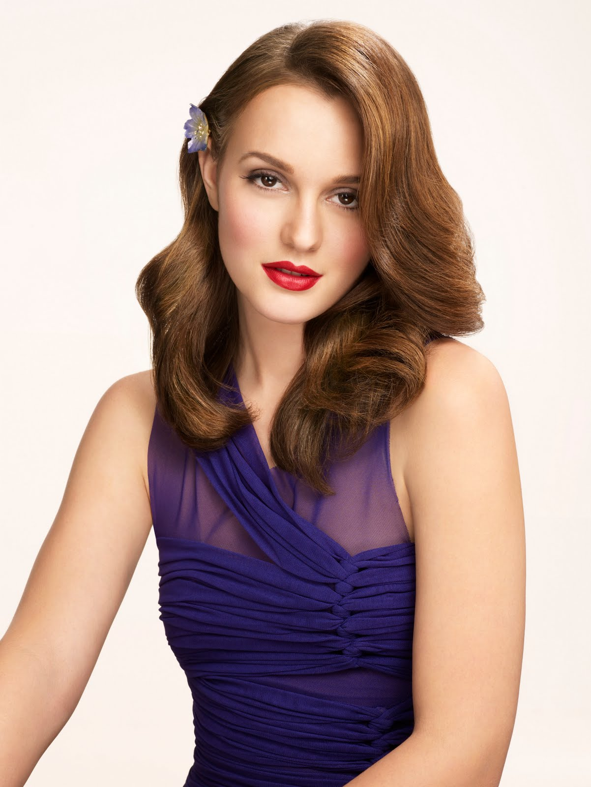 Leighton Meester - Photo Set