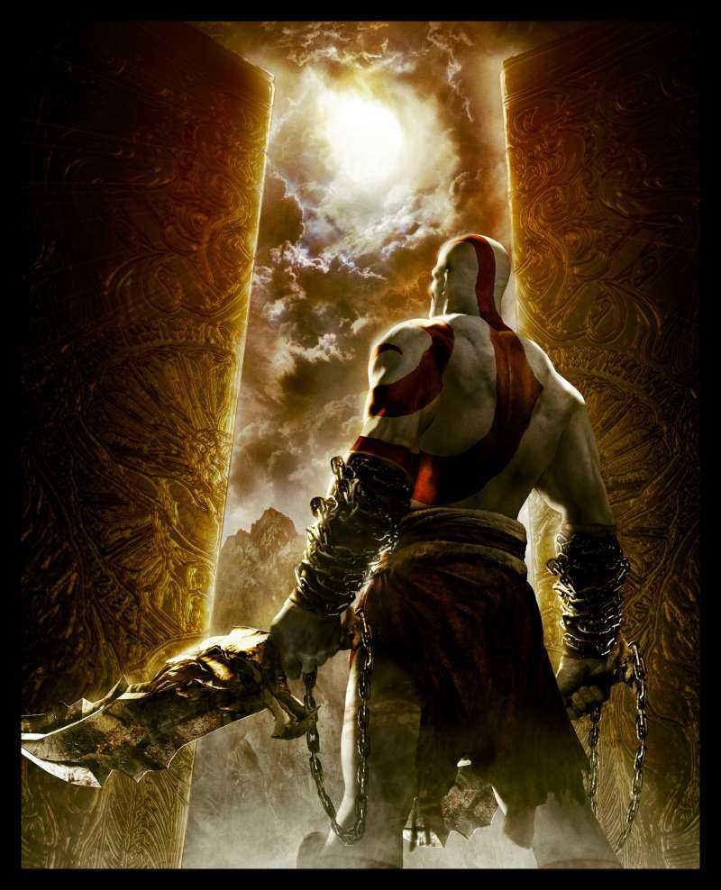God Of War: God Of War.