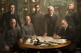 Valkyrie - Tom Cruise and his conspirators.