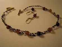amber knots