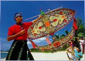 Malaysiaku Cintaku Permainan Tradisional Malaysia