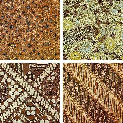 ialah bagaimana motif-motif yang dipilih dicorakkan di atas kain batik ...