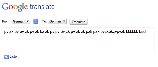 google translate beatboxing - Beauty Hairstyles 2011: google translate beatboxing