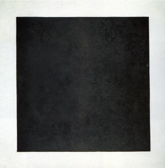 -   171                             Malevich Black Square 1913