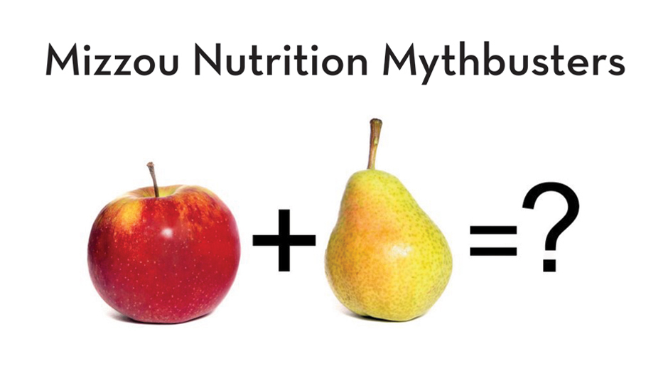 Mizzou Nutrition Mythbusters