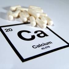 Periodic Table of the Elements symbol for calcium