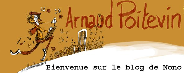 blog of arnaud poitevin