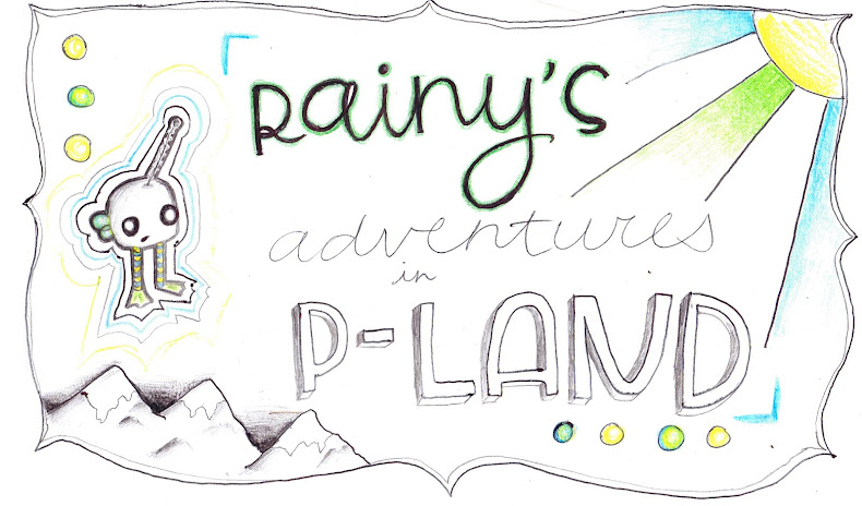 rainy's adventures in p-land